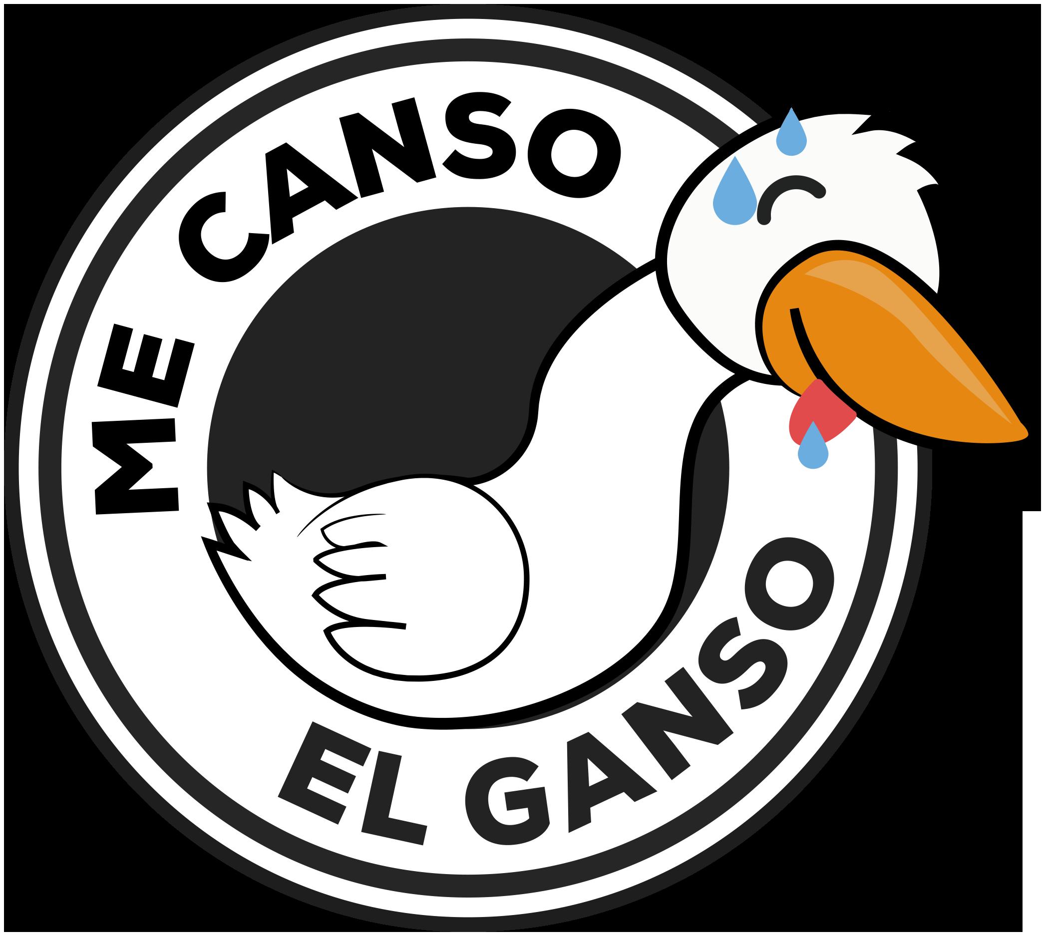 Me canso el Ganso (by Ba-k)
